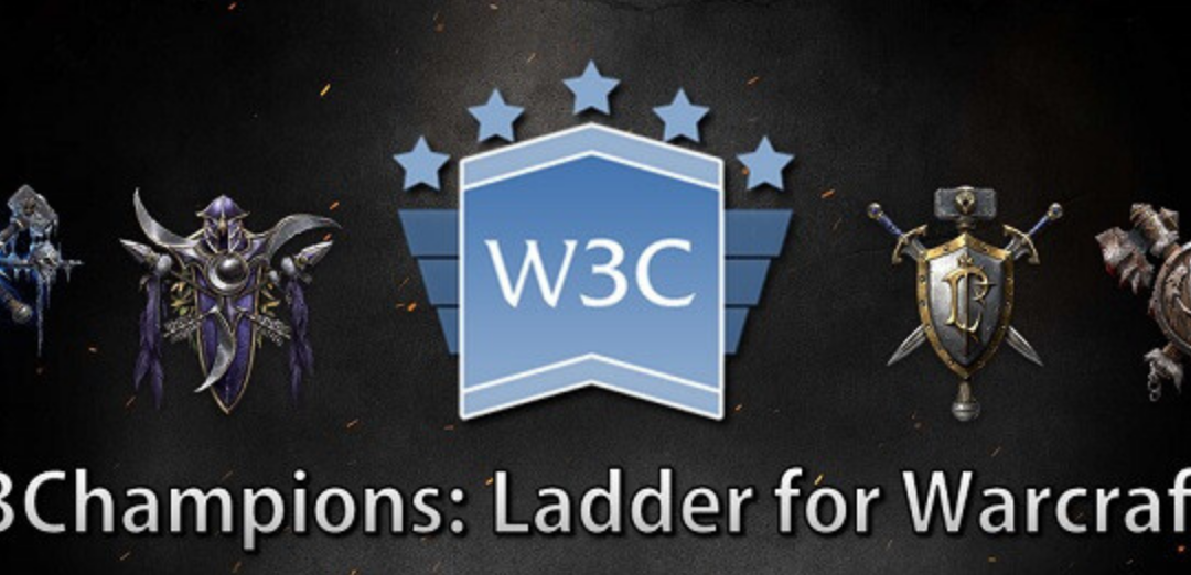 W3Champions : a ladder for WarCraft 3: Reforged